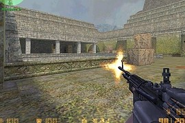ConditionZero DeletedScenes M60 for M249