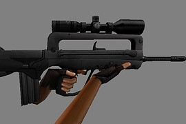 Famas scope