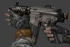 Homefront Weapons Pack
