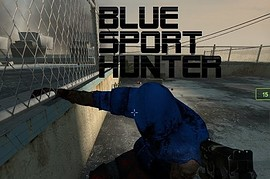 Blue Sport Hunter
