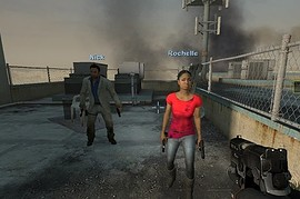 Rochelle Red Shirt Realistic