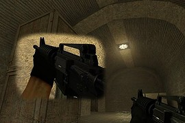 Colt_M4A1_Perfection_Skin_v.1_by_naYt