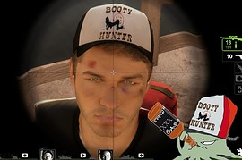 Squidbillies booty hunter hat