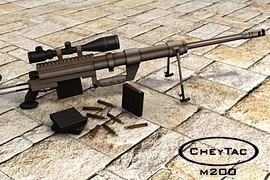 CheyTac M200 Intervention For CZ