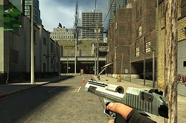 New Desert Eagle Animations