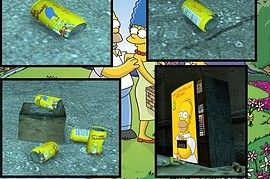 The Simpsons Drink