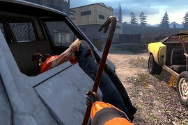 Black Mesa Source Crowbar