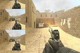 Perfection deagle on shortez anims