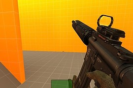 Call of Duty 4ish m16a4 animations