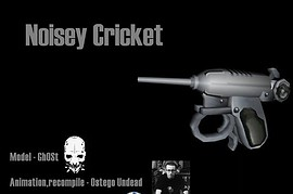 Noisey Cricket