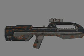 Improved Hallo Rifle