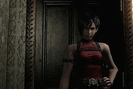 RE4 RE2 Ada Mercs for B.S.A.A. Jill
