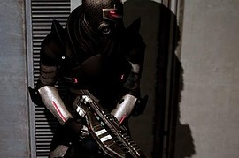 Blood Dragon Black Armor