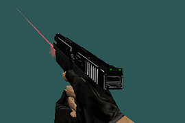 Glock 17 Black Reskin by HoLTi