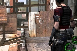 Chris and Sheva BSAA (Blue & Red)