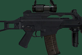 HK G36k with M900A