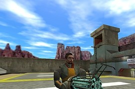 Gordon Freeman Models Pack From HL2
