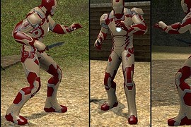 Iron Man Film Pack