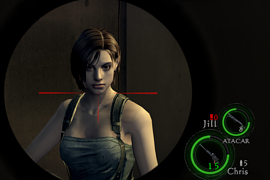 Jill Valentine HD RE3 Remastered