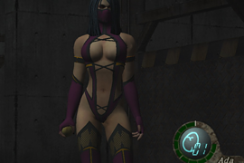 MK9 Mileena To Ada Separate Ways