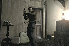 Leon RE4 Jacker Over Chris (2 ver.)