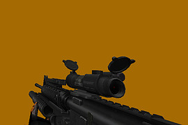 M4A1 + M203 + Aimpoint