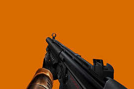 HK MP5SD Assault
