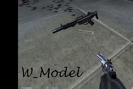 HK MP5SD Tactical On eXe's MW2