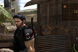 New Chris REDfield