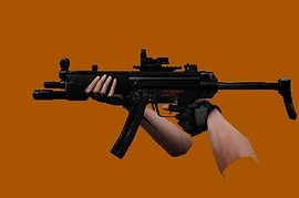 New SPAT MP5A3