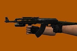 AK-74 tactical