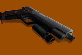 RE4 Handgun HD Alpha