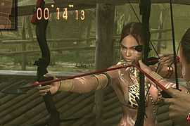 RE4 Krauser's Bow