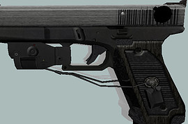 Glock 17 - RE4 Handgun Edition