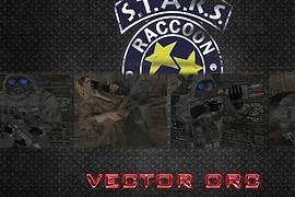 RE ORC Vector + Camouflage & MP5A31