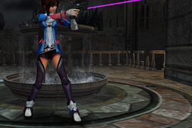 Reimi Saionji from Star Ocean 4