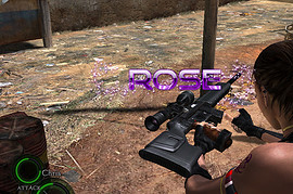 Rose Custom Weapon Pack # 2