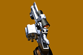Scoped HD Magnum 357 (only v_)