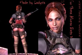 Sheva - Claire Redfield Suit Ver 2