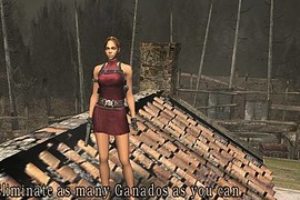 Sheva In All 3 Ada Costumes