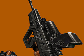 TAR-21 Tavor Assault Rifle