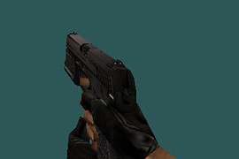 HK USP Brown with lamp