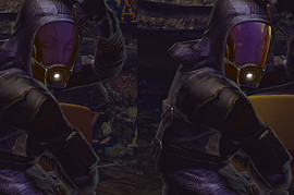 Tali'Zorah vas Normandy (Mass Effect 1-3)