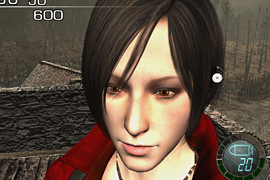 RE6 Ada Wong in HD