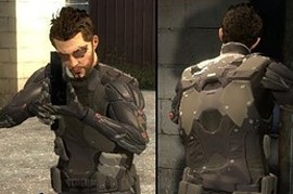 Adam Jensen of Deus Ex: HR