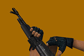 AK Rifle Pack for HL 9mmAR