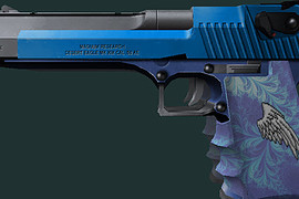 Angelic Desert Eagle