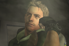 RE5 Chris S.T.A.R.S. RE4UHD