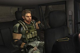 RE5 Chris Redfield B.S.A.A.