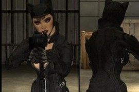 Batman: Arkham City Catwoman